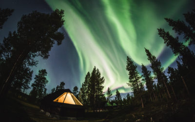 What is the best season to see northern lights?