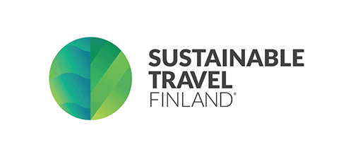 sustainable travel finland label logo